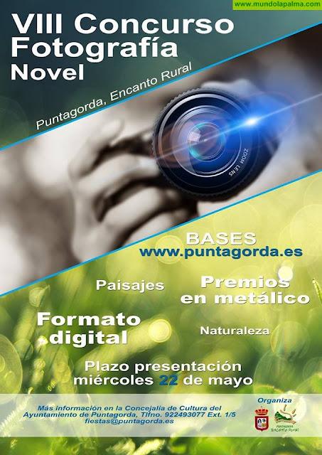 """VIII Concurso de Fotografía """"Puntagorda, Encanto Rural"""""""