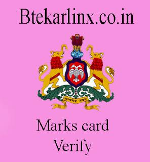 MARKS CARD VERIFY
