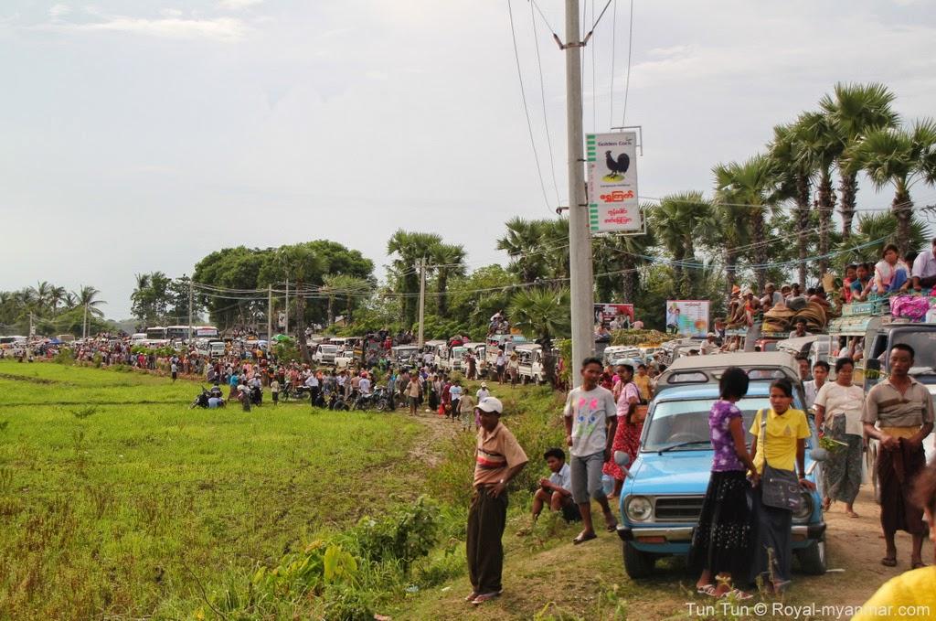 Tun Tuns Photo Diary Taung Pyone Nat Festival 2011 တင