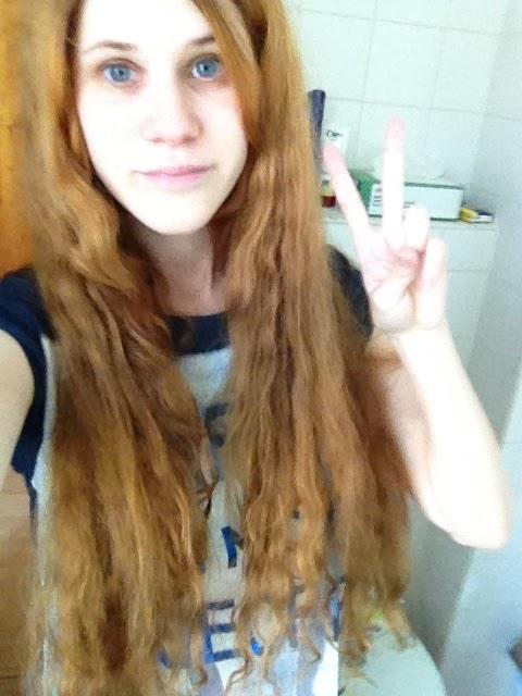 Haare blondieren 6 oder 9