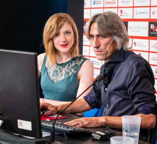 Le Festival d'échecs de Bienne 2018 avec Anna Rudolf et Daniel King aux commentaires - Photo © site officiel