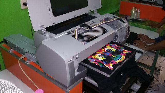 Cara Mudah Berbisnis Online T-shirt Printing