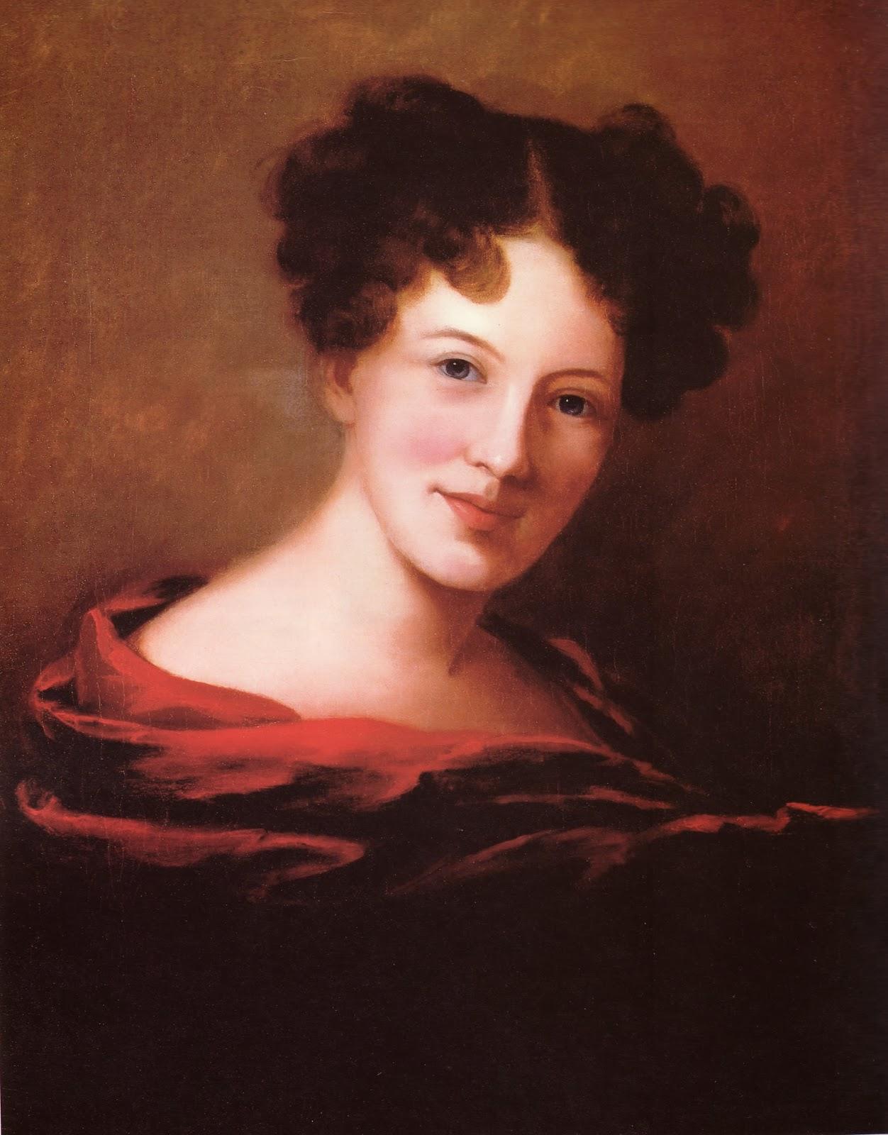 Autoportrait (1818) Sarah Miriam Peale