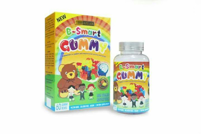 B-Smart Gummy bydrazlan