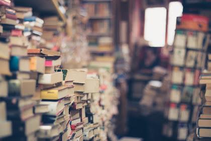 10 Tips memilih buku bacaan terbaik