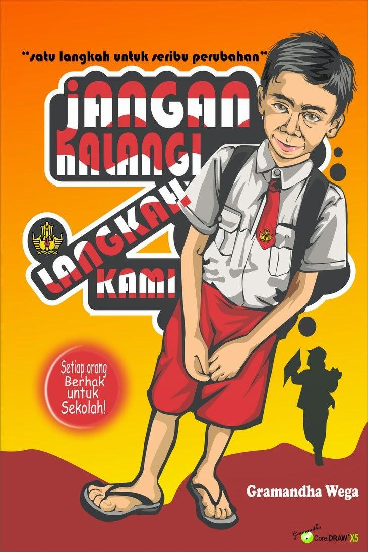 Apa Itu Poster Pendidikan? Seperti Apa Contohnya?