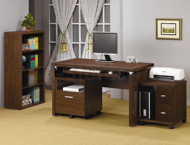 best buying wood office furniture for home sale online