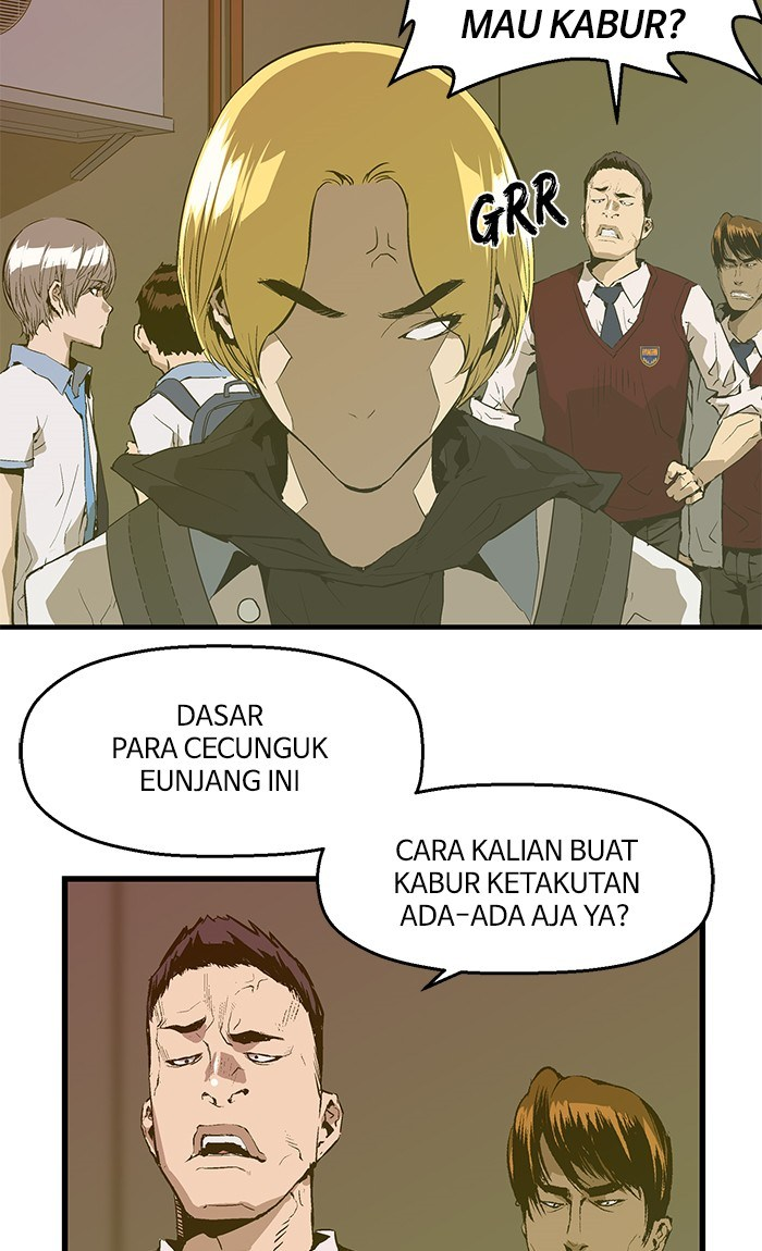 Webtoon Weak Hero Bahasa Indonesia Chapter 41