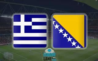 Босния и Герцеговина – Греция смотреть онлайн бесплатно 26 марта 2019 прямая трансляция в 22:45 МСК.