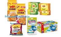 Logo Buoni sconto da stampare Oro Cookie 160 gr, Tè Lipton, Spontex e McCain
