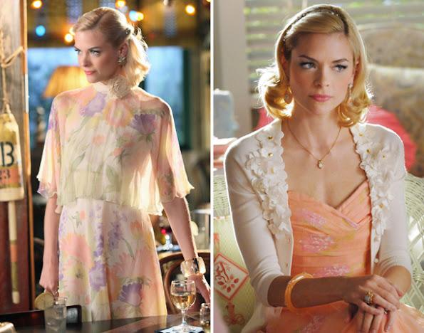 Seen On 'Hart of Dixie' - Jaime King in ASOS Dress