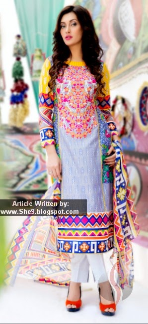 Amna Ismail Lawn 2015