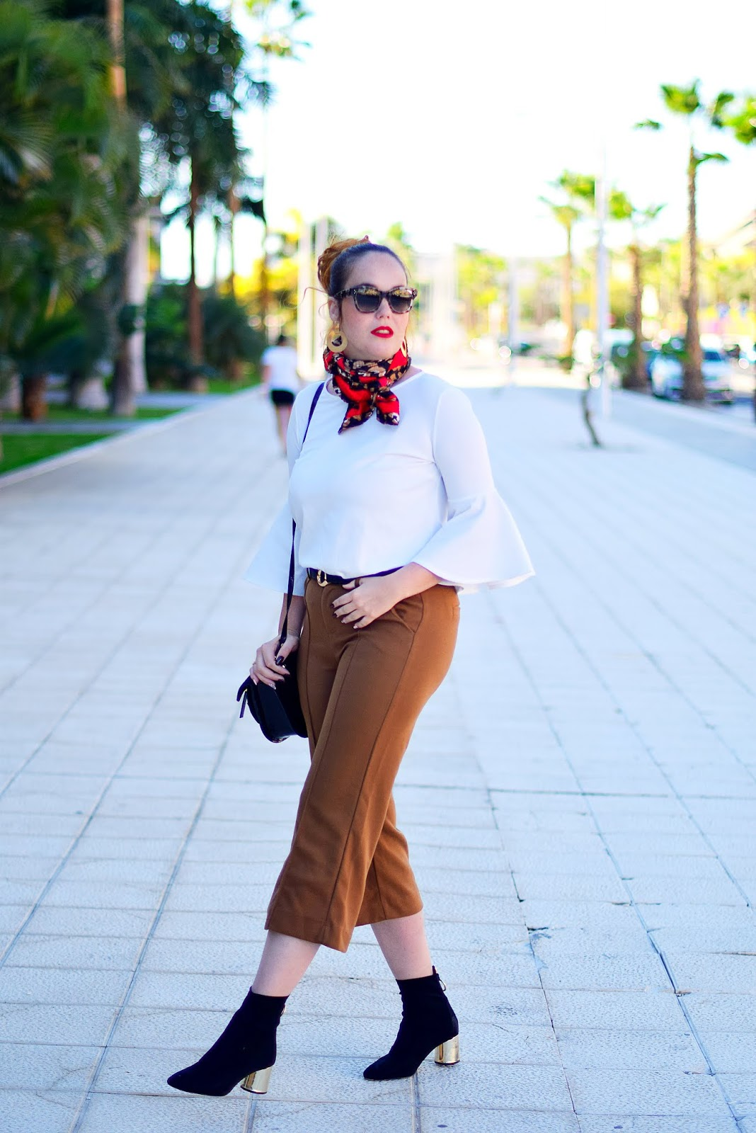 nery hdez, berrylook, zaful, leo print, opticalh, look de diario