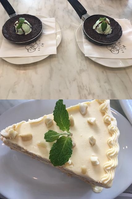 Relish Café dessert