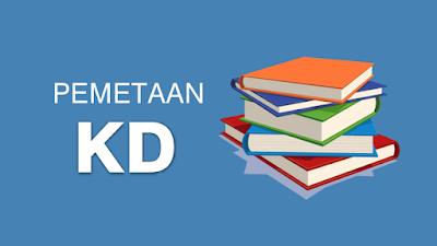 Pemetaan Kompetensi Dasar (KD) Kelas 6 SD/MI Kurikulum 2013 Revisi 2018