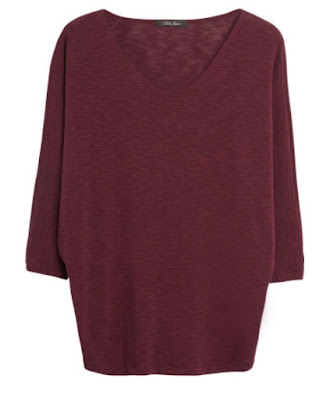 LAILA JAYDE BOWIE SOLID DOLMAN SLEEVE TOP, Stitch Fix