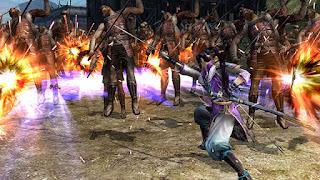 Samurai Warriors 4 pc game download torrent