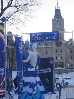 Place Loto Quebec.