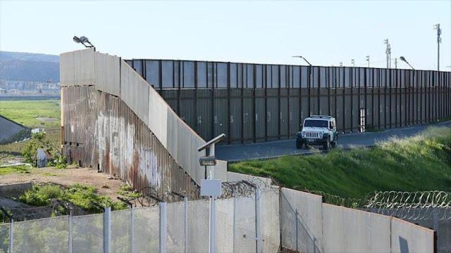 EEUU suspende leyes ambientales para construir el muro de Trump