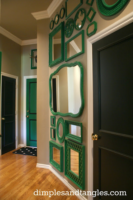 a little back door fun my paint color dimples and tangles. Black Bedroom Furniture Sets. Home Design Ideas