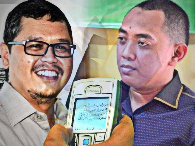 Yudi Widiana Adia dan Muhammad Kurniawan Bahas Korupsi Jalan Maluku dengan Bahasa Arab