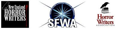 SFWA HWA NEHW EJ Stevens Memberships