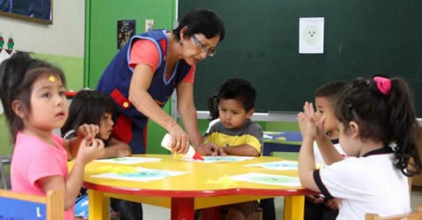 MINEDU: Evaluación de Desempeño Docente de Educación Inicial culminó de forma exitosa - www.minedu.gob.pe