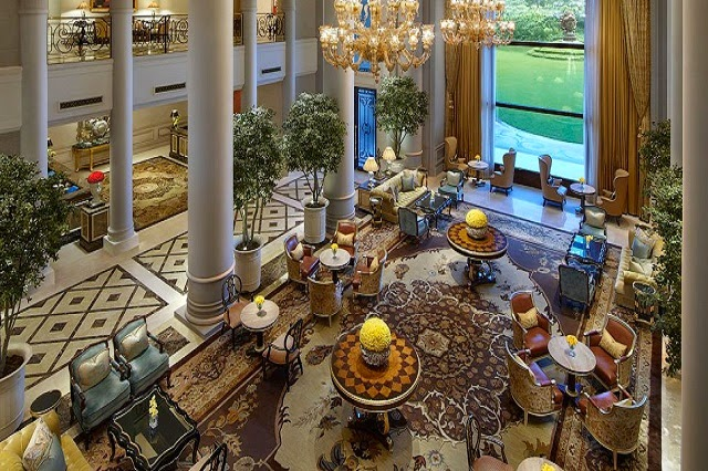 Leela Palace Hotels in New Delhi