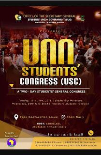 UNN STUDENT CONGRESS
