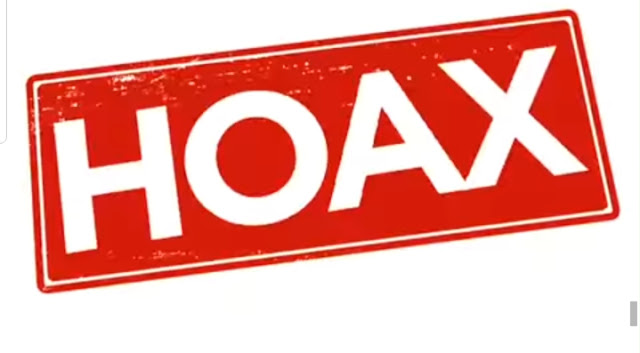 penyebar hoax, berita tanpa fakta