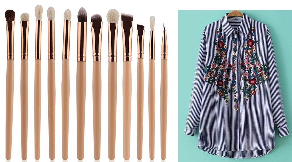 zaful brushes