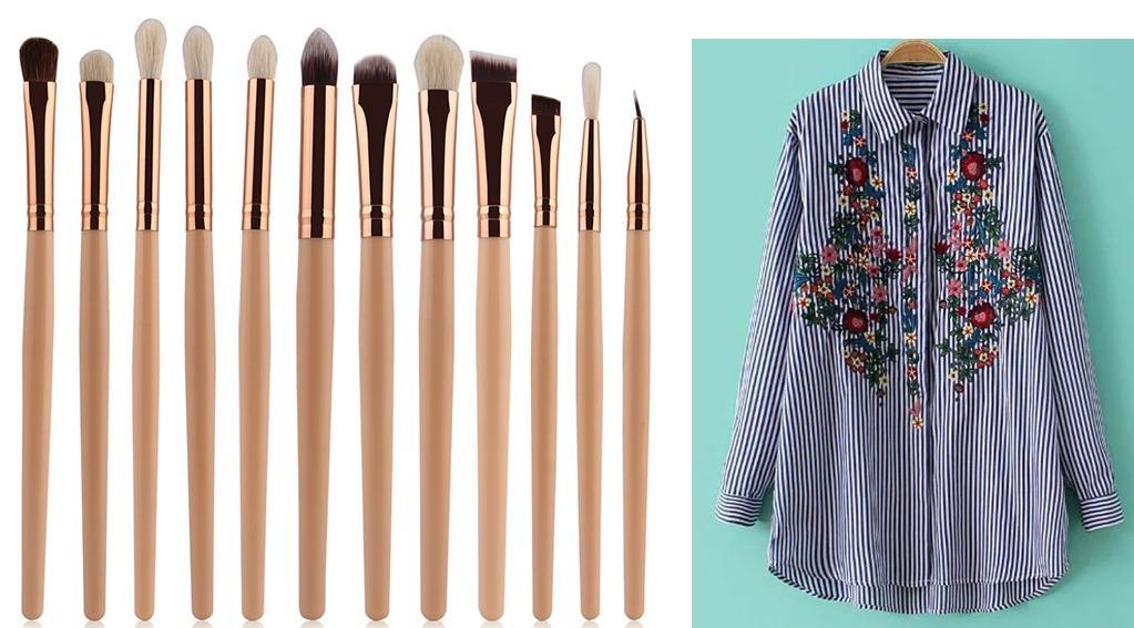 zaful brushes