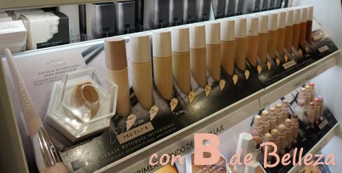 Base de maquillaje Pro filter soft matte longwear