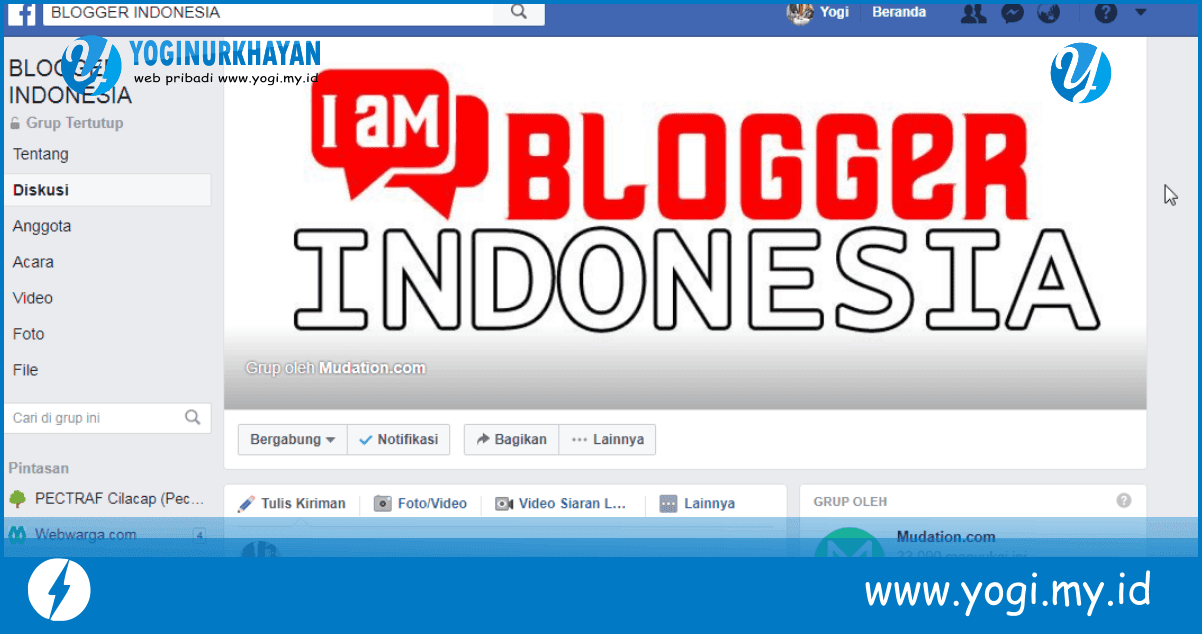 Peluang Bisnis Blogger di Group Blogger Indonesia