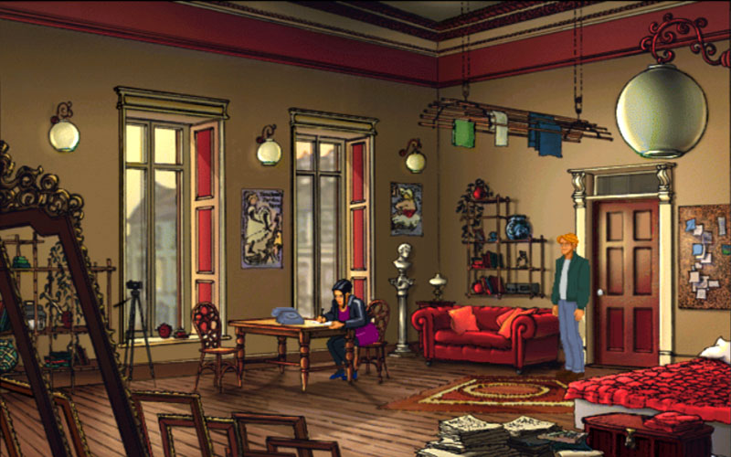 Broken Sword Captura de pantalla 5