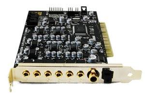 Hardware, Auzen X-Plosion 7.1, placa de som
