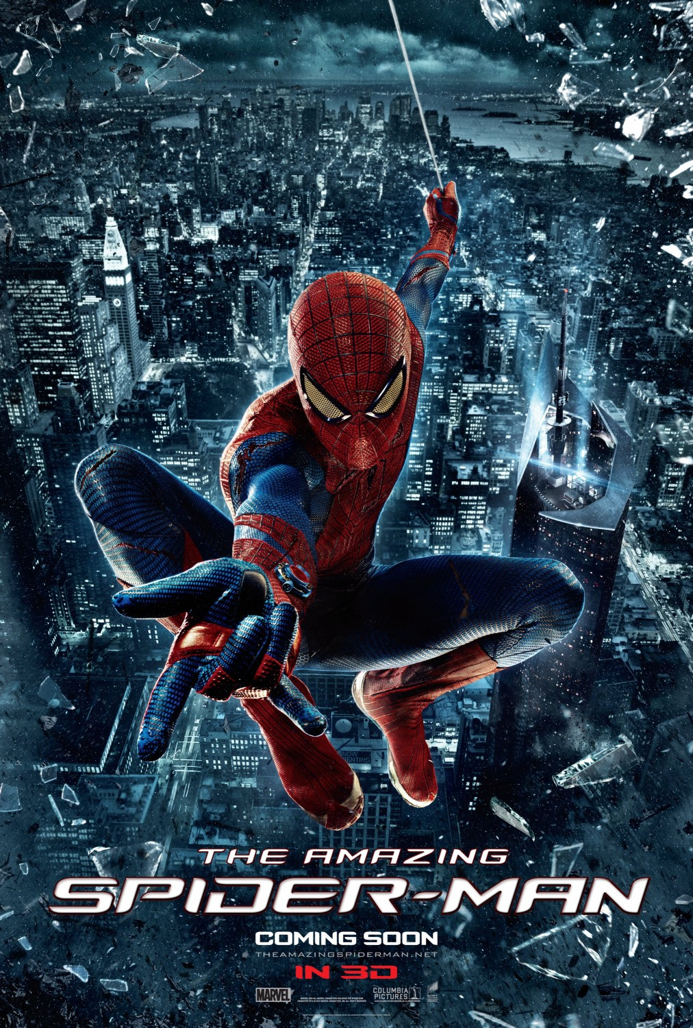 Nonton Film The Amazing Spider-Man (2012)