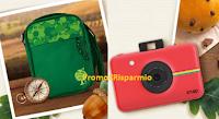 Logo ''Scatta l'Avventura'' e con Mulino Bianco premi sicuri e vinci Polaroid