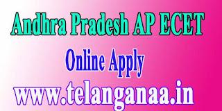 Andhra Pradesh AP ECET APECET 2017 Online Apply