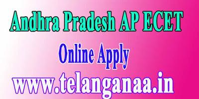 Andhra Pradesh AP ECET APECET 2018 Online Apply