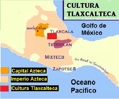 Cultura tlaxcalteca historia universal for Cultura maya ubicacion