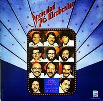 SOCIEDAD 76 - SOCIEDAD 76 ORCHESTRA (1976)