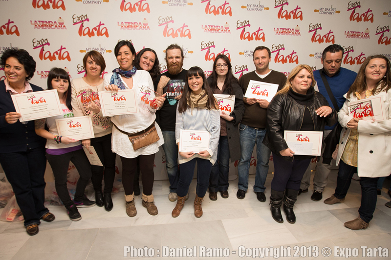 Expo Tarta 2013 :  Remise des prix