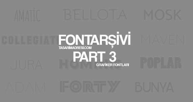 Grafiker font paketi, top 10 font paketi, font arşivi indir