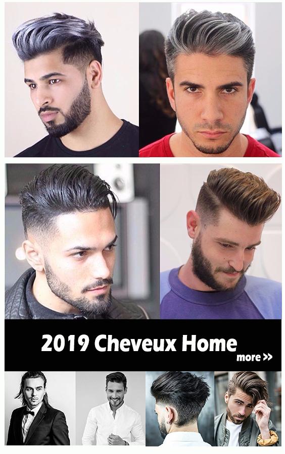 Cheveux Homme 2019