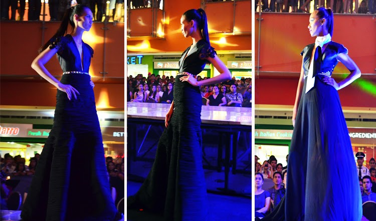 Fashion Show: SM City Fairview Lookbook 2012