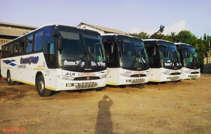 Kilimanjaro Express Bus Dar Es Salaam To Arusha Booking