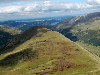 walking in lakeland - the far eastern fells