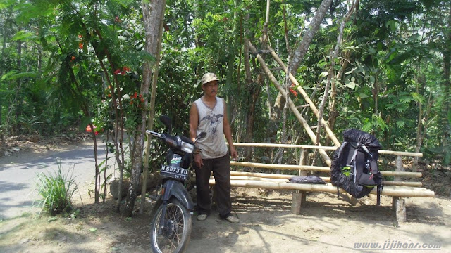 Pendakian Gunung Kelud via Desa Tulungrejo (Pak Dasuki)