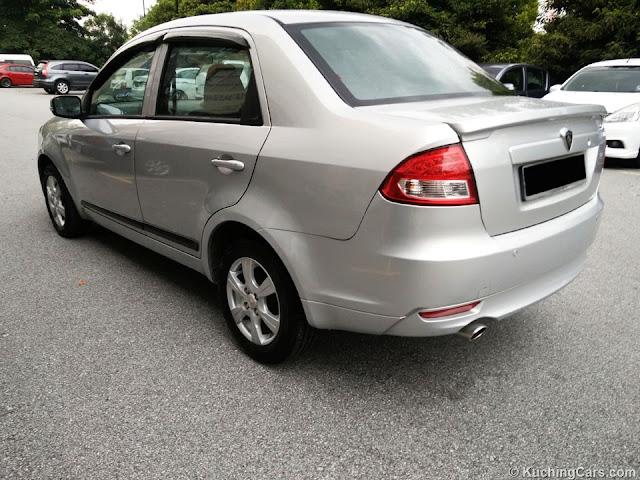 Proton Saga FLX Executive